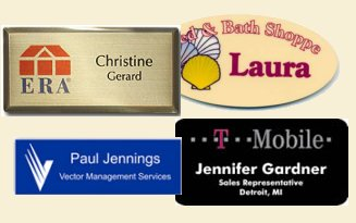 Custom Employee Name Tags Arts Arts